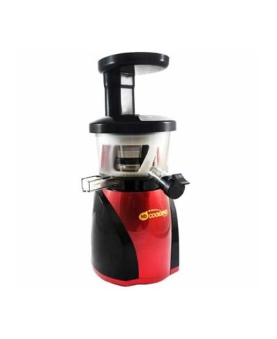 Cooksense HD 8801 Wyciskarka wolnoobrotowa czarno-czerwona