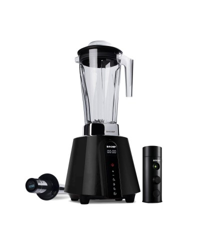 BioChef Blender Living  Food Vacuum Czarny