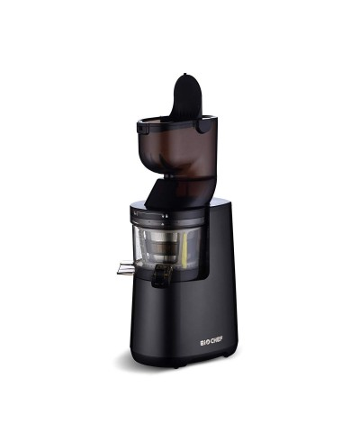BioChef Atlas Whole Slow Juicer Czarna
